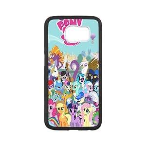 My Little Pony Samsung Galaxy S6 Cell Phone Case White Hjgpq