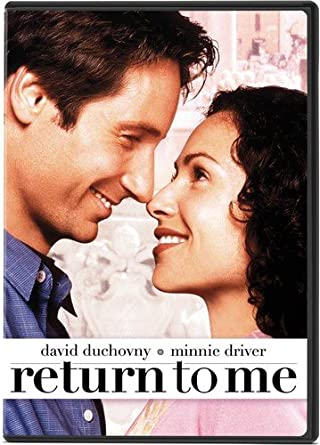Amazon com: Return to Me: David Duchovny, Minnie Driver