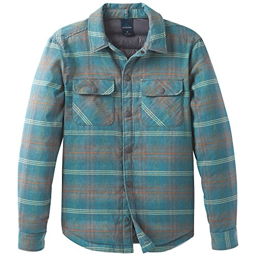Price comparison product image PrAna Showdown Jacket (L - River Rock Blue)