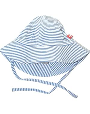 Sun Hat Candy Stripe