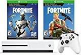 Xbox One S 1TB/2TB Fortnite Eon Cosmetic Epic Bundle: Fortnite Battle Royale, Eon Cosmetic, 2,000 V-Bucks and Xbox One S Gaming Console with 4K Blu-Ray Player