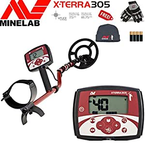Minelab x terra 305 metal detector special bundle with for True frequency jewelry reviews