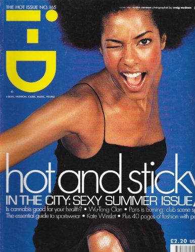 - i-D Uk Fashion Magazine June 1997 Issue 165 Susan Carmen