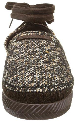 Castañer Xanthium-Tweed, Scarpa Donna Marrone (Tweed)