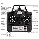 Heng Long Remote Control 2.4Ghz TK6.0 1/16 Scale