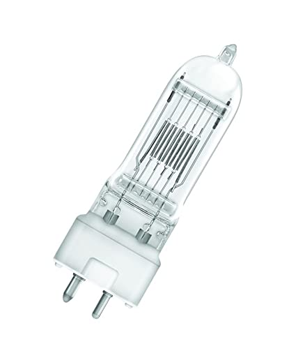 Osram 64680 500 Watt 240 V Halogen Single Ended Studio Lamps Amazon
