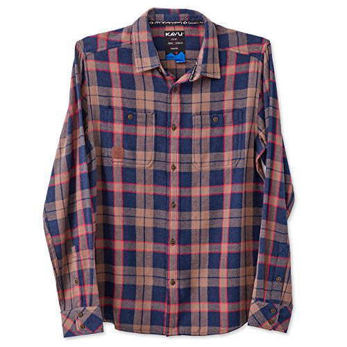 utton Down Shirts, X-Large, Canyon ()