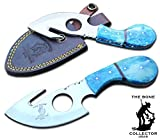 New Bone Collector BC 794 3 Colors Fixed Blade Skinning...
