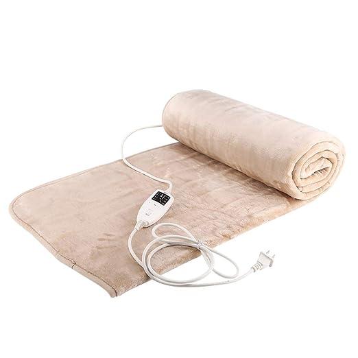 ZXY Calienta camas eléctrico Manta eléctrica, manta térmica ...