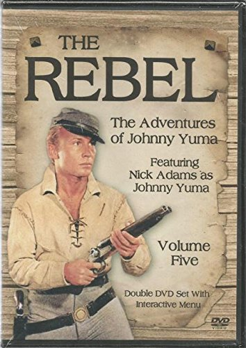 The Rebel The Adventures of Johnny Yuma Vol. 5 New DVD