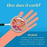 Artnaturals Hand Sanitizer Gel Alcohol Based