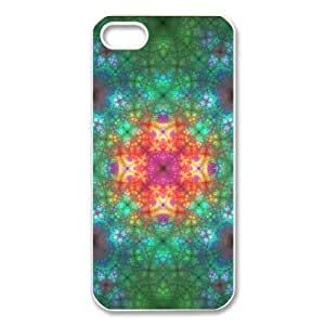 Crazy Trippy Snap On Case Cover Best Protection For Iphone 4 4s