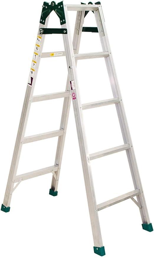 C-J-Xin Escalera de ingeniería, Escalera Plegable de Cinco Pasos ...