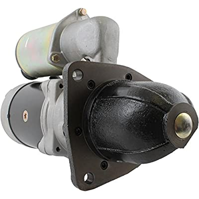 DB Electrical SNK0067 New Starter for MITSUBISHI INDUSTRIAL ENGINE 04301-58600 0-23000-3230 0-23000-6850: Automotive