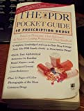 PDR Pocket Guide to Prescription Drugs, Medical Economics Staff, 0671525204