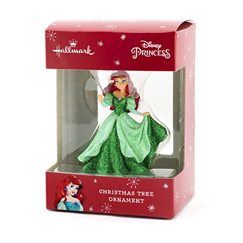 Hallmark disney the little mermaid ariel christmas for Ariel christmas decoration