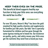 Nature's Way Kids Healthy Eyes, with Lutein and