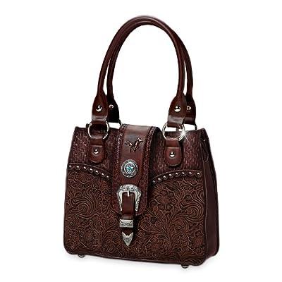 Women's Handbag: Western Elegance Handbag by The Bradford Exchange