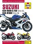 Suzuki GSX-R600 (04 On) GSX750 (04 On...