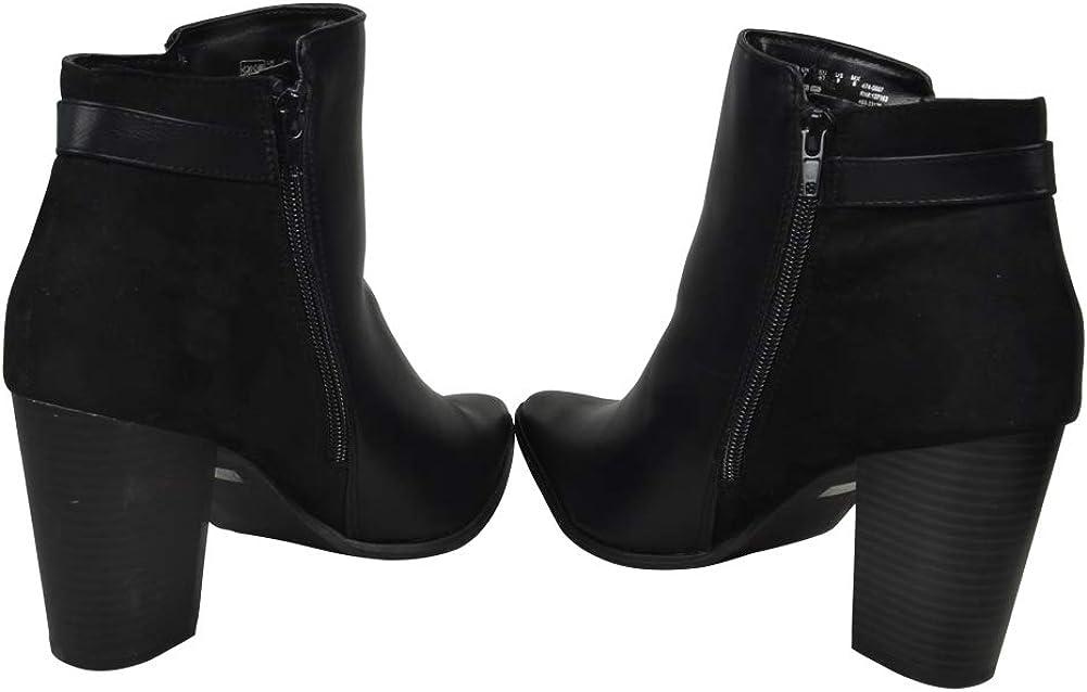 Mylu Zapatos de tac/ón alto para mujer