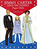 Jimmy Carter and His Family, Tom Tierney and Paper Dolls for Grownups Staff, 0486275140