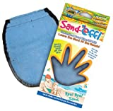 Water Sports 81110-3 Sand Off Terrycloth Mitt, Blue