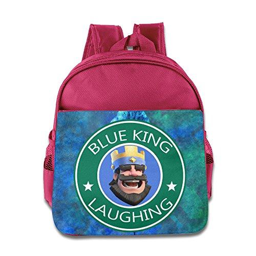 Bag King Coupons (SAXON13 Kid's Funny Pink Toy 150g Blue King Laughing Bag)