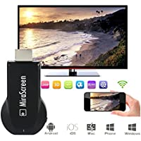 NAMEO MiraScreen OTA TV Stick Dongle Wireless Streaming Media Player WiFi Display Receiver DLNA Airplay Miracast Airmirroring Chromecast Full HD
