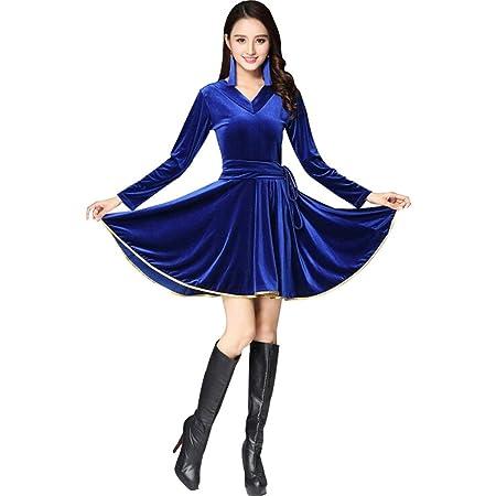 Xiao Jian- Vestido de Baile para Mujer de Mediana Edad con Traje ...