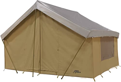 Trek Tents 246C Cotton Canvas Cabin Tent