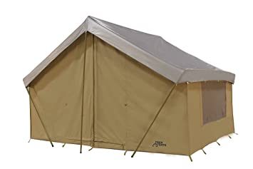 Trek Tents 246C Cotton Canvas Cabin Tent 10 x 14-Feet Beige  sc 1 st  Amazon.com & Amazon.com : Trek Tents 246C Cotton Canvas Cabin Tent 10 x 14 ...