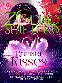 Priestess of Truth Crimson Kisses Laura Greenwood Egyptian Mythology Zodiac Shifters