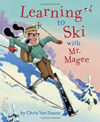Learning to Ski with Mr. Magee