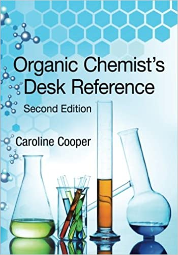 Book Organic Chemist's Desk Reference, Second Edition