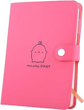 Cute Kawaii Bear 2021 Journal Agenda Notebook Diary Weekly Monthly Planner