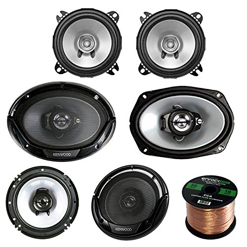 car speaker kenwood kfcc1355s flush