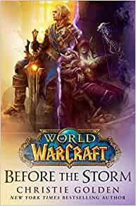 Wow before the storm book
