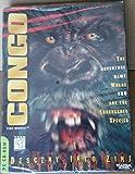 Congo: The Movie - Descent Into Zinj (PC CD-ROM) Big Box