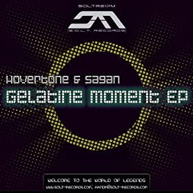 Hovertone and Sagan - Gelatine Moment EP