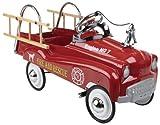 1950s Pedal Cars Best Deals - InStep Fire Truck Pedal Car