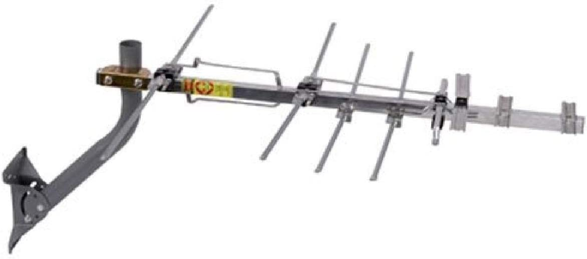 TV Antenna - RCA Outdoor Yagi Satellite HD Antenna with Over 70 Mile Range
