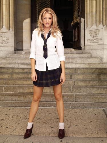 Wife In Schoolgirl Outfit