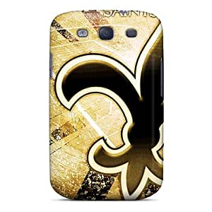 High Impact Dirt/shock Proof Cases Covers For Galaxy S3 (new Orleans Saints)