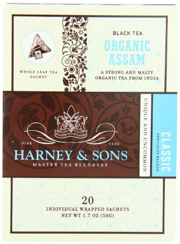 Harney Sons Organic Assam Count