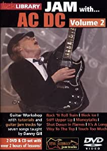 Lick Library - Jam With AC/DC Vol. 2 [Alemania] [DVD]