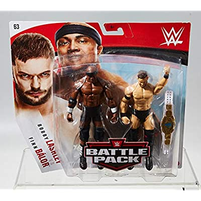 WWE Finn Balor vs Bobby Lashley 2-Pack: Toys & Games