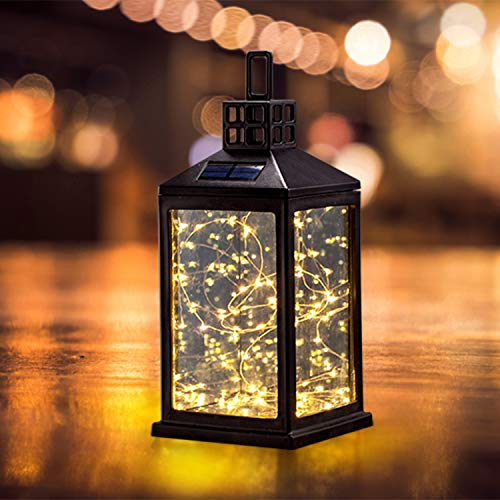 Solar Lantern Lights Waterproof