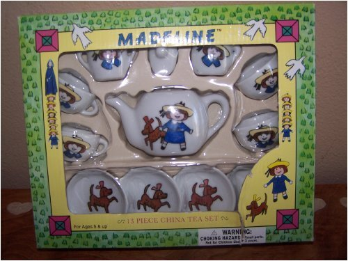 Madeline China Tea Set