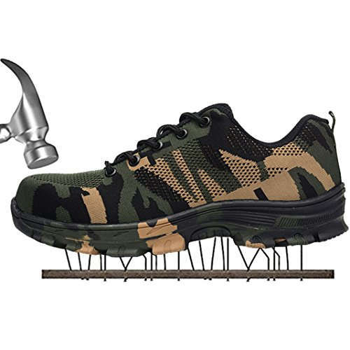 SUADEX Steel Toe Work Safety Shoes for Men and Women, for sale  Delivered anywhere in Canada