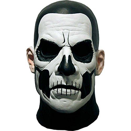 Adult Ghost Papa II Standard Mask (Ghost Adult Mask)